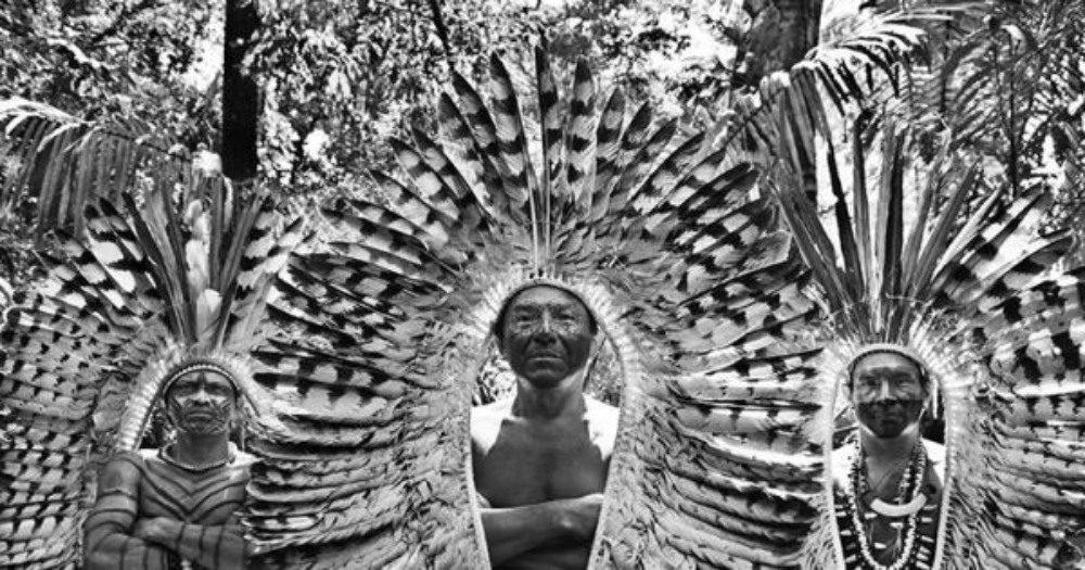 """Sebastião Salgado: """"Vamos salvar os povos indígenas da Covid-19 ..."""